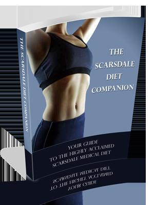 Scarsdale Diet Companion Paperback