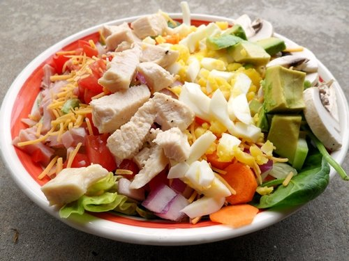 Scarsdale Diet Money Savers - Chef's Salad