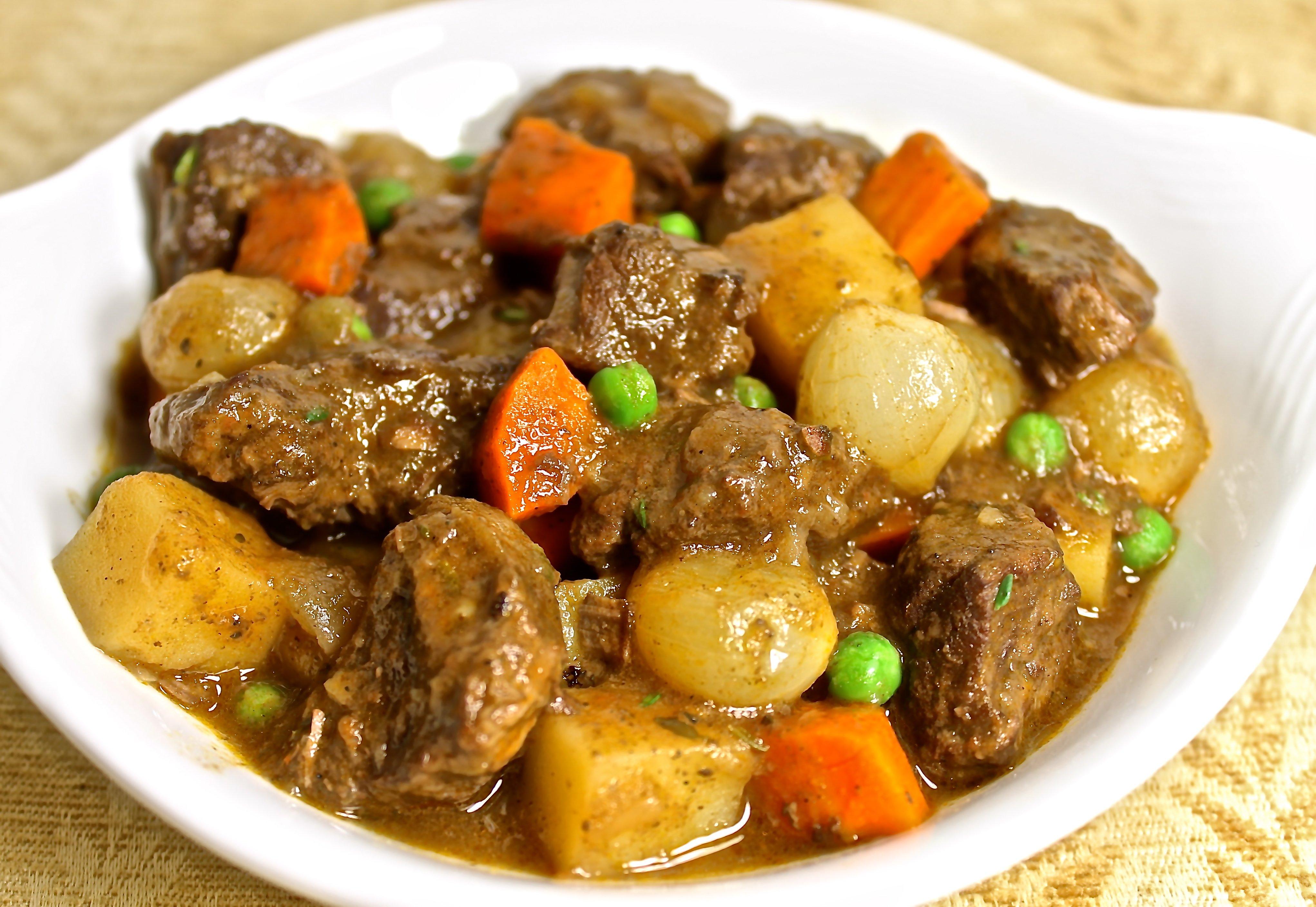 Beef Stew Baby Food Recipe